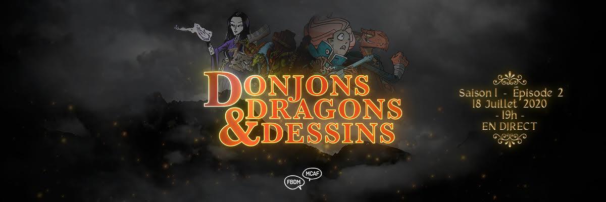 Donjons, Dragons & Dessins