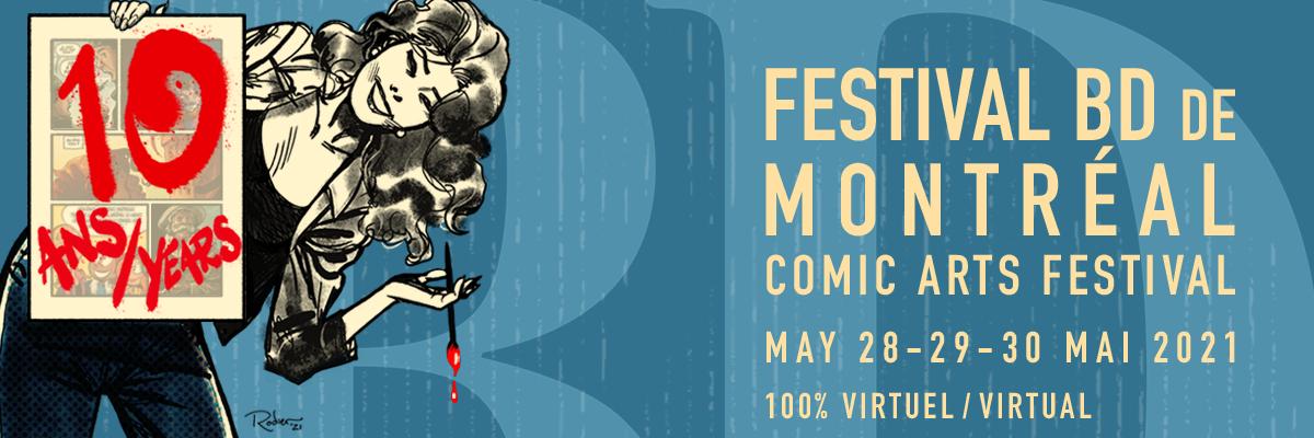 Festival BD de Montréal 2021