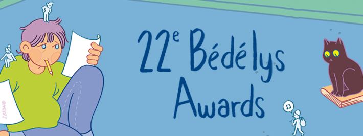 22th BÉDÉLYS AWARDS – FINALISTS