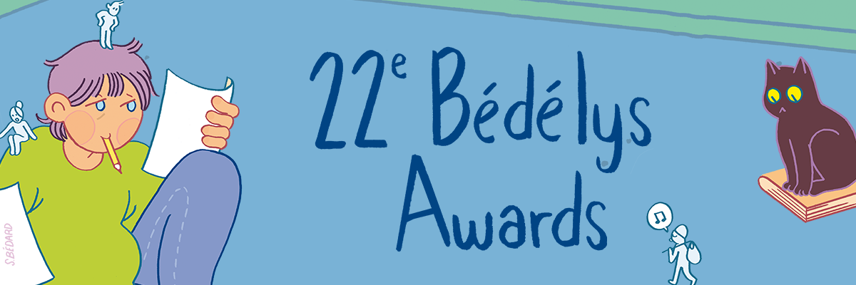 22th Bédélys Finalists