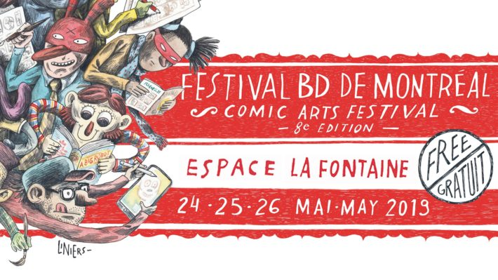 The 8th Annual Montreal Comic Arts Festival: Organizers Announce a Complete Success!