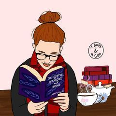 A Book and a Cup